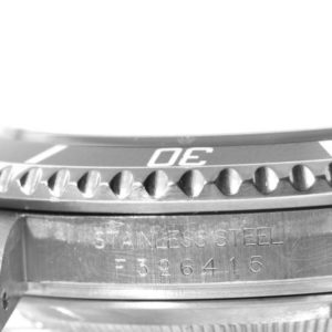 rolex engraved serial number