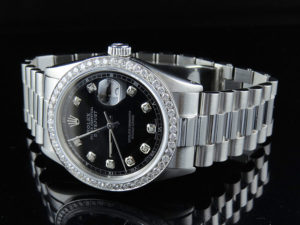 stainless steel Rolex worth