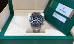 pre-owned Rolex worth