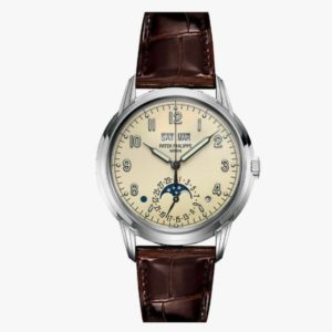 perpetual calendar watch automatic