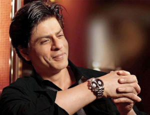 shah rukh khan watch
